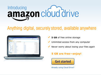 Now Amazon Is Trying To Take On Dropbox With Its New App   SM   Scoop.it