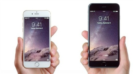 The Gadget Code: iPhone 6 announced: Coming on September 19 starting from $199 | Technology | Scoop.it