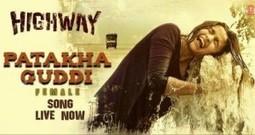 "Alia Bhatt's upcoming movie ""Highway, Patakha Guddi"" song Teri Gali | Bollywood Movies, Videos, Photos, Events | Scoop.it"
