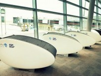 Abu Dhabi airport's cool new sleeping pods launch, with internet access built in | Radio Show Contents | Scoop.it