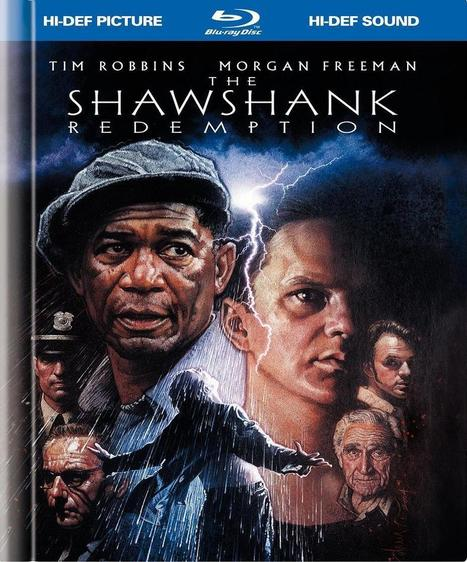 The Shawshank Redemption (1994) Hindi Dubbed BRRip