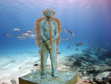 Jason de Caires -Taylor: Man on Fire | Art Installations, Sculpture, Contemporary Art | Scoop.it