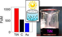 A Nanoparticle Boost for Solar-powered Water Heating | Nanoparticules & Poudres fines | Scoop.it