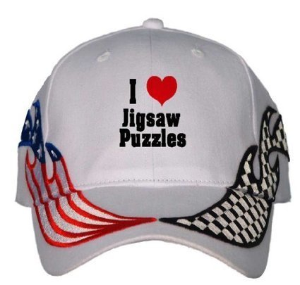 Where to Buy and Compare I Love/Heart Jigsaw Puzzles USA Flag ... | It's All About Puzzles | Scoop.it