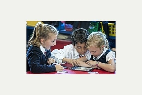 Hands-on learning with new iPads - Plymouth Herald | My Child Learns UK | Scoop.it