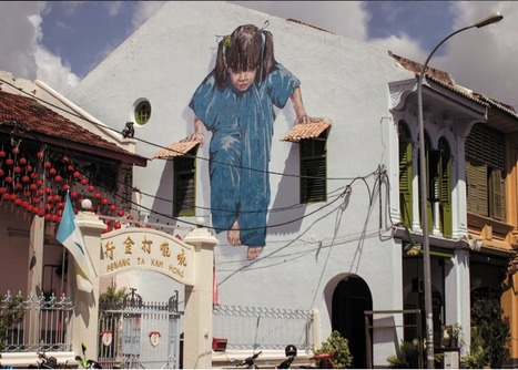20 Jaw-Dropping Street Art Examples | World of Street & Outdoor Arts | Scoop.it