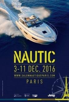 Le Nautic 2016 dévoile ses nouveaux visuels et annonce plusieurs évolutions majeures | Odyssea : Escales patrimoine phare de la Méditerranée | Scoop.it