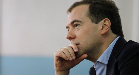 Medvedev: Russia to Define Measures to Support Economy After Holidays / Sputnik International | Find Customers and Business in Russia! by Giulio Gargiullo | Scoop.it