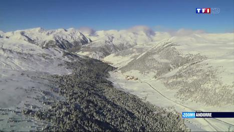 Le Journal du week-end - Zoom sur Andorre | Geografía, una ciencia comprometida | Scoop.it