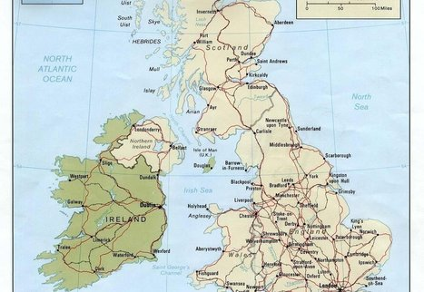 What's the Difference Between England, Britain and the U.K.? | Social Studies Education | Scoop.it