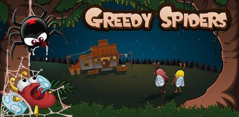 Greedy Spiders Free - Android Market | Android Apps | Scoop.it