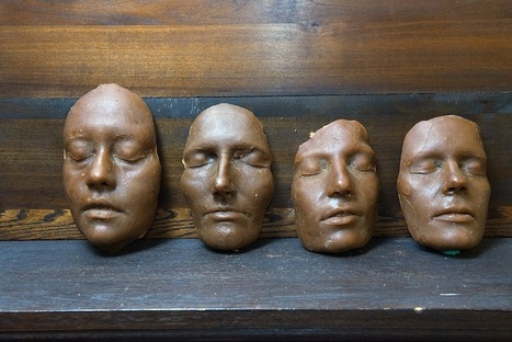 Uncannily Lifelike Roman Masks Recreated in Wax | Archaeology News | Scoop.it