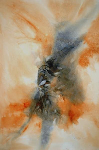 Sandy Medearis Art | The Bridging Heaven & Earth International Healing Art Project | Scoop.it