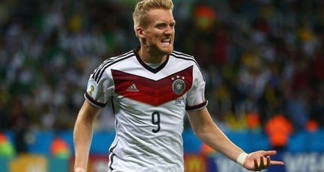 Schurrle redeemed Football Germany | Latest News | Scoop.it
