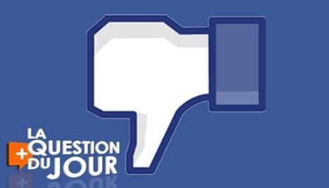 Facebook : un désintérêt grandissant ? | Réseaux sociaux et Curation | Scoop.it