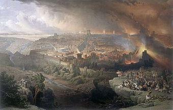 The Olivet Discourse and Apocalypse as A.D. 70 Destruction | Bible Prophecy | Scoop.it
