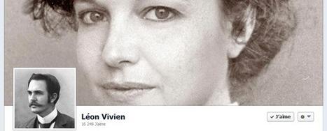 Léon Vivien, un poilu sur Facebook | Digital Martketing 101 | Scoop.it