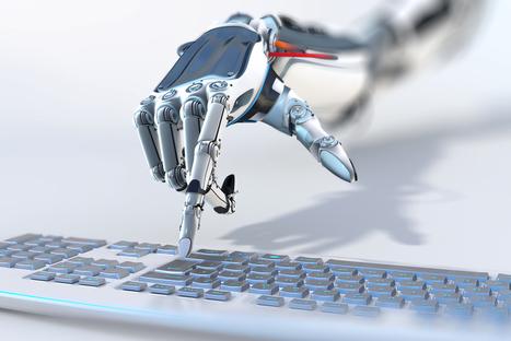 Pourquoi intégrer la robot rédaction dans votre stratégie d'Inbound marketing ? | Be Marketing 3.0 | Scoop.it