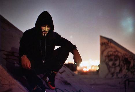 L'Anonymous Calin a été arrêté | Libertés Numériques | Scoop.it