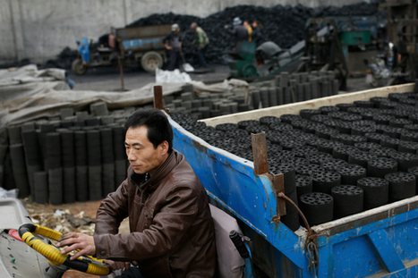 Bluer skies? Beijing picks up pace in cutting dependency on coal | Sustain Our Earth | Scoop.it