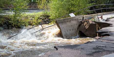 Colorado Floods in Evergreen Sept. 2013 [PHOTOS] - Business ... | Natural Disasters | Scoop.it