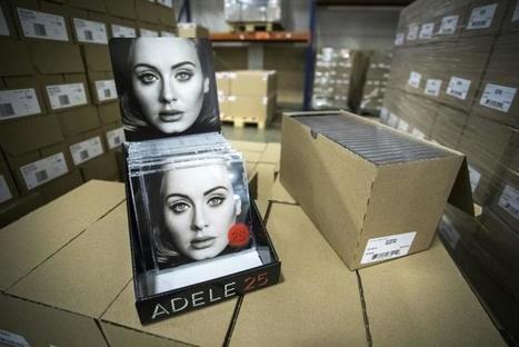 Adele, artiste la plus rapide à atteindre le milliard de vues sur YouTube | A Voice of Our Own | Scoop.it