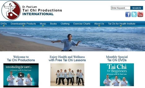 Dr. Paul Lam: Tai Chi for Beginners - 8 Lessons (Video)   Health and Wellness Center - Elevate Christian Network   Scoop.it