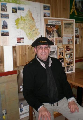 Pascal Esser, la voix de Roquefort au salon de l'agriculture | L'info tourisme en Aveyron | Scoop.it