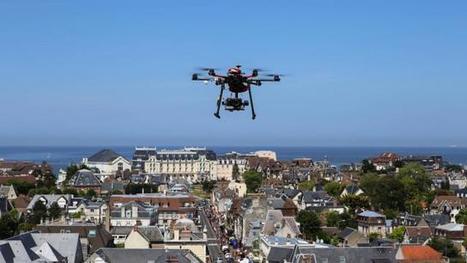 Nouvelle technologie. Cabourg fait son premier Festival de drones | Une nouvelle civilisation de Robots | Scoop.it