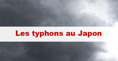 Typhon Japon | japon | Scoop.it