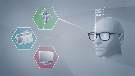 Des lunettes intelligentes pour les presbytes | Ressources pour la Technologie au College | Scoop.it