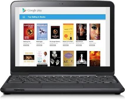Google starts selling ebooks in nine more European countries - paidContent.org | Prêt du livre numérique dans la bibliothèque publique | Scoop.it