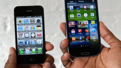 Apple and Samsung Reprise Patent Fight (With Google a Shadow Presence) | Apple Vs Samsung War | Scoop.it