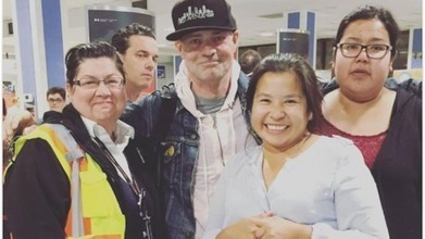 'Oh. My. Gord:' Hip frontman touches down in the north | Family-Centred Care Practice | Scoop.it