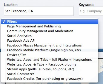 Facebook Adds 25 New Preferred Developer Consultants, Improves PDC Lookup Tool | Marketing Strategy and Business | Scoop.it