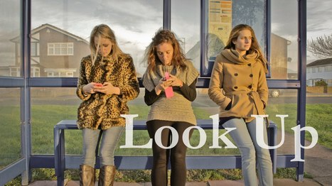 'Look Up', A Poetic Short Film About the Anti-Social Aspect of Social Media | Psychology, Sociology & Neuroscience | Scoop.it