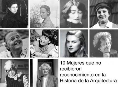 10 Mujeres que no recibieron reconocimiento en la Historia de la Arquitectura | Arquitectura: Opinió. | Scoop.it