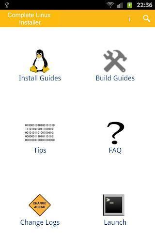 Complete Linux Installer (NEW) - Android app on AppBrain | Android Apps | Scoop.it