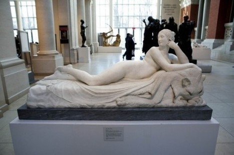 The Met and MakerBot team up to translate classic works of art into the ... - Geek | Free Open Comunity | Scoop.it