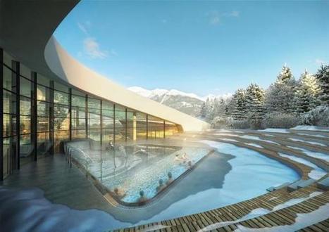Spa: les nouveautés au pied des pistes de ski | Baignoire.Pro | Scoop.it