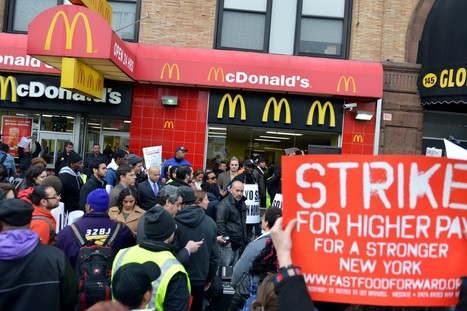 McDonald's Budget Omission: Corporate Welfare   Sustain Our Earth   Scoop.it