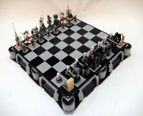 DAILY PICS: Unusual Chess Boards And Pieces | Luxury Chess Sets | Scoop.it