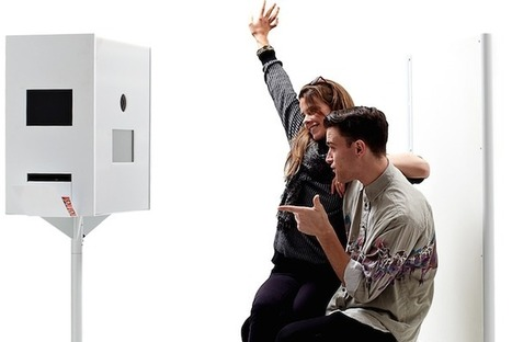 GIF-Making Photobooth Equipped with Animated Overlay Option | Cabinet de curiosités numériques | Scoop.it