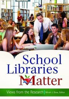 New chapter: The Impact of School Libraries on Academic ... | High School Education and Social Media | Scoop.it