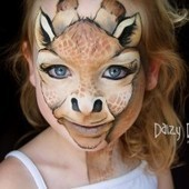 AMAZING Feats of Face Painting: Mom Creates Make-up Magic! - Babble   Face Painting   Scoop.it