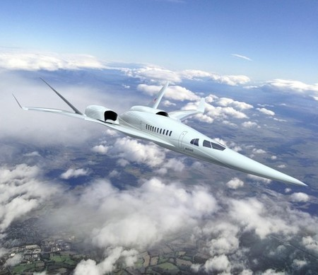 Is supersonic passenger travel set to make a comeback? | Cool Science | Scoop.it