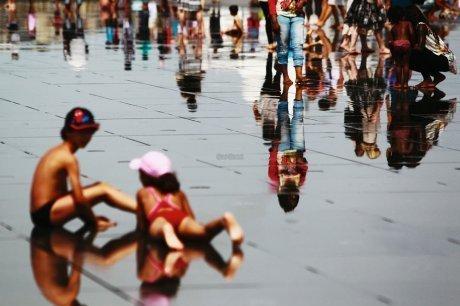 Bordeaux : comment fonctionne le miroir d'eau ? | Bordeaux : tourisme et art de vivre | Scoop.it