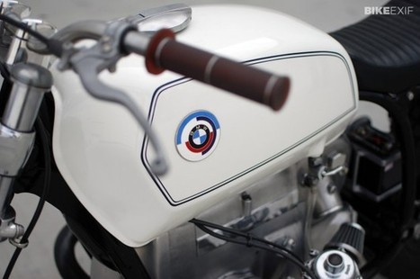 BMW R100/7 by Boyle Custom Moto | Cafe Racers | Scoop.it
