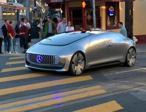 Mercedes réinvente le marketing ! | Le blog d'Autoreduc | Managing the Transition | Scoop.it