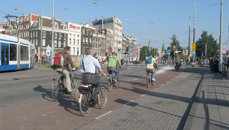 How the Dutch got their bike on   Sustainable Futures   Scoop.it